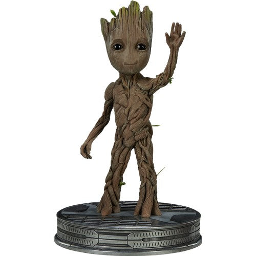1:1 Guardians of the Galaxy 2 - Baby Groot Life Sized Maquette Statue Sideshow