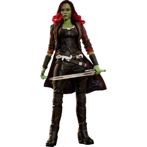 1:6 Guardians of the Galaxy: Vol. 2 - Gamora Figure MMS483 Hot Toys
