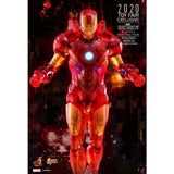 1:6 Iron Man 2 - Iron Man IV Holographic Figure MMS568 Hot Toys 2020 Toy Fair Exclusive