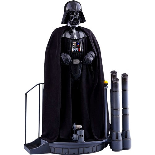 1:6 Star Wars Ep. V : The Empire Strikes Back - Darth Vader Figure MMS572 Hot Toys 40th Anniversary Exclusive