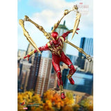 1:6 Spider-Man Video Game 2018 - Iron Spider Armor Figure VGM38 Hot Toys