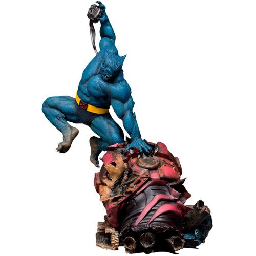 1:10 Marvel : X-Men - Beast Statue Iron Studios