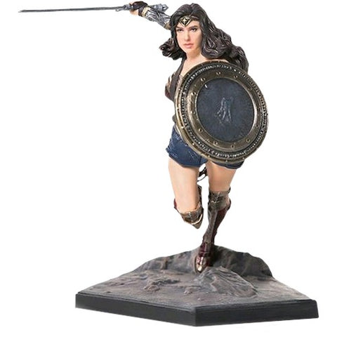 1:10 Justice League Movie - Limited Edition Wonder Woman Statue Iron Studios