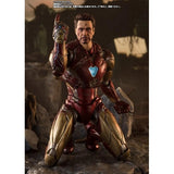 "1:12 Avengers : Endgame - Iron Man Mark 85 ""I am Iron Man"" Edition S.H.Figuarts Figure Bandai Tamashii Nations"