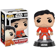 Star Wars : The Force Awakens - Poe Dameron in Jumpsuit #120 Pop Vinyl Funko