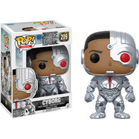 Justice League - Cyborg #209 Pop vinyl Figure Funko
