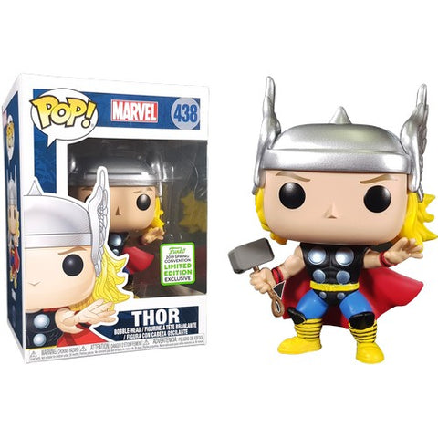 Marvel - Classic Thor #438 Pop Vinyl Funko ECCC 2019 Spring Convention Exclusive