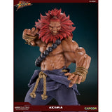 1:4 Capcom : Street Fighter - Akuma Statue 10th Anniversary Pop Culture Shock Collectibles