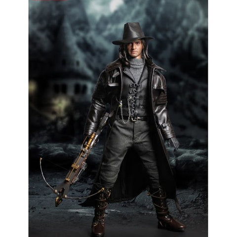 1:6 Demon & Monster Hunter A.K.A Van Helsing Hugh Jackman Custom Figure