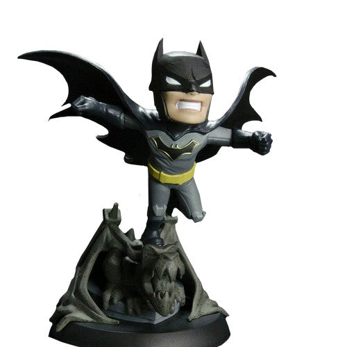 "5"" Batman Rebirth with Gargoyle Q-Fig Vinyl Figure Quantum Mechanix"
