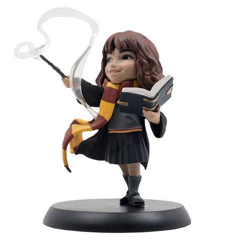 "4"" Harry Potter - Hermione's First Spell Q-Fig Vinyl Figure Quantum Mechanix"