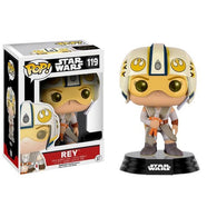 Star Wars : The Force Awakens - Rey in X-Wing Helmet #119 Pop Vinyl Funko Exclusive (LAST CHANCE)