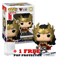 DC - Wonder Woman Death Metal 80th Anniversary #385 (with Chase*) Pop Vinyl Figure Funko