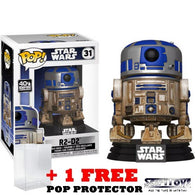 Star Wars - R2-D2 Dagobah #31 Pop Vinyl Funko Exclusive