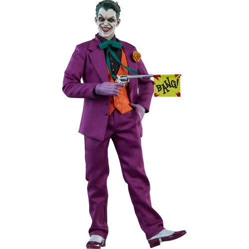 1:6 DC Comics : Batman - Joker Figure Sideshow Collectibles