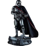 1:4 Star Wars - Captain Phasma Premium Format Statue Sideshow Collectibles
