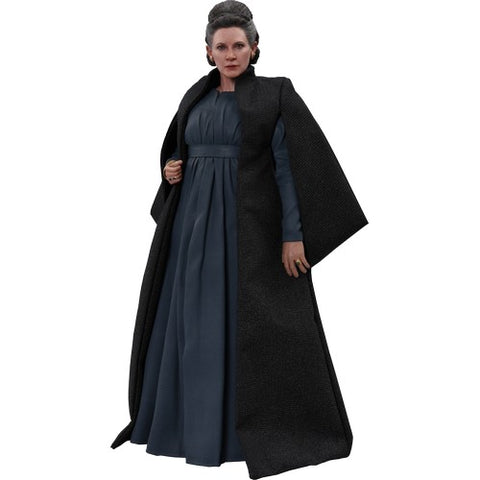 1:6 Star Wars : The Last Jedi - Leia Organa Figure MMS459 Hot Toys