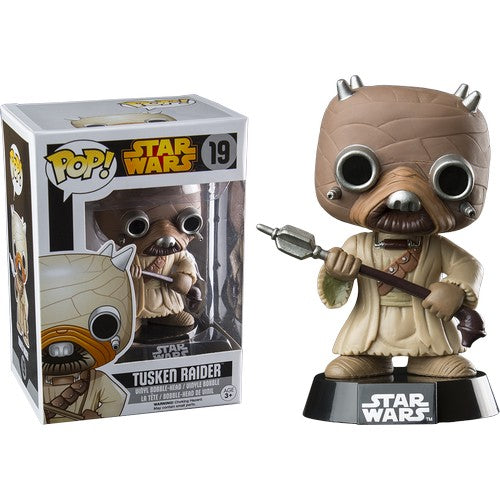 Star Wars - Tusken Raider Vaulted #19 Pop Vinyl Funko