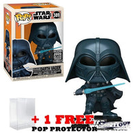 Star Wars : Ralph McQuarrie Concept Series - Darth Vader #389 Pop Vinyl Funko Galactic Convention 2020 Exclusive (LAST CHANCE)