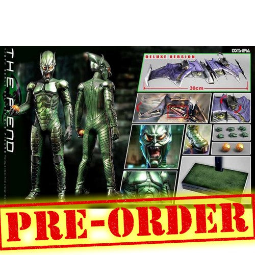 (PREORDER) 1:6 Spider-Man - The Fiend A.K.A Green Goblin DELUXE Custom Figure Toys Era PE007A