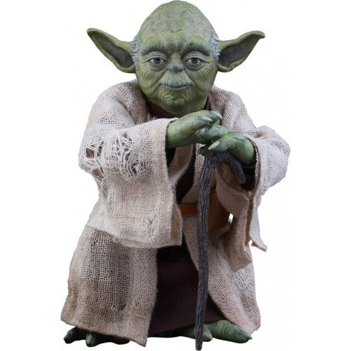 1:6 Star Wars : The Empire Strikes Back - Yoda Figure MMS369 Hot Toys