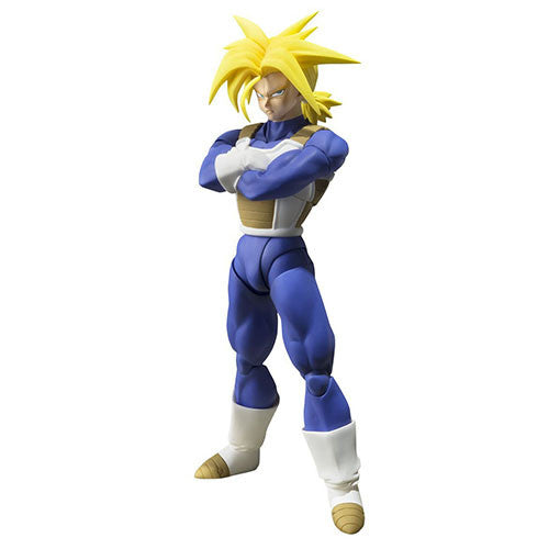 1:12 Dragon Ball Z - Super Saiyan Trunks S.H Figuarts Figure Bandai Tamashii Nations