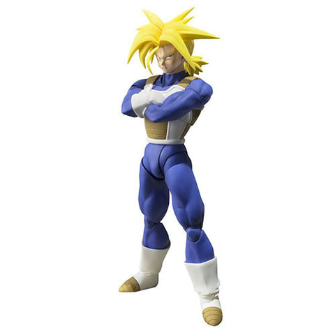 Dragon Ball Z - Super Saiyan Trunks S.H Figuarts Figure Bandai Tamashii Nations