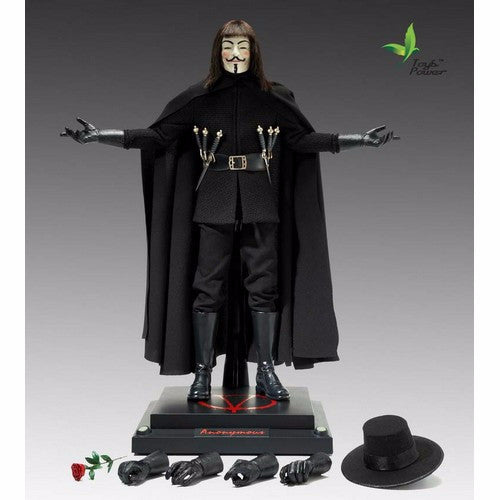 1:6 V for Vendetta - V Guy Fawkes Figure Toys Era (LAST CHANCE)