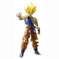 (CLEARANCE) Dragon Ball Z - Super Saiyan Son Goku Warrior Awakening S.H Figuarts Figure Bandai Tamashii Nations
