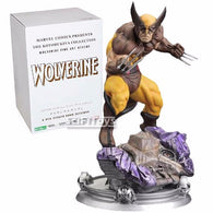 1:6 X-Men Limited Edition Wolverine Danger Room Brown Outfit Version Statue Fine Art Kotobukiya
