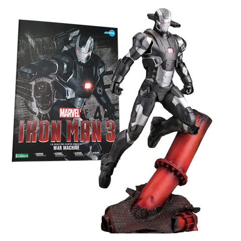 1:6 Iron Man - War Machine Mark 2 Statue ARTFX Kotobukiya