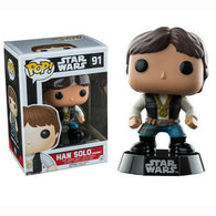 Star Wars : Han Solo Ceremony #91 Pop Vinyl Funko