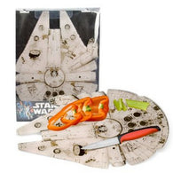 Star Wars - Millennium Falcon Acrylic Cutting Board