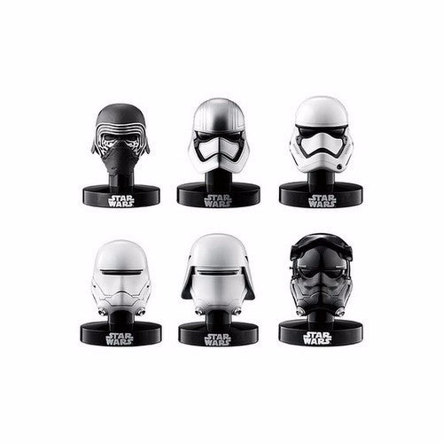 1:6 Star Wars : The Force Awakens - Mini Helmet Replica Series 3 Bandai