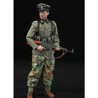 1:6 DID D80118 Rainer : 12th SS-Panzer-Division MG34 Hitlerjugend Figure