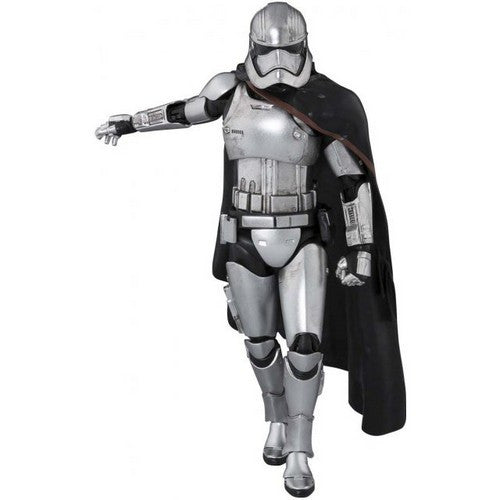 1:12 Star Wars : The Force Awakens - Captain Phasma S.H.Figuarts Figure Bandai Tamashii Nations