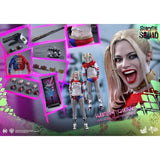 1:6 Suicide Squad - Harley Quinn Figure MMS383 Hot Toys (Standard or Special Edititon)