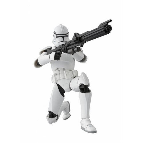 1:12 Star Wars - Clone Trooper Phase 2 S.H.Figuarts Figure Bandai Tamashii Nations