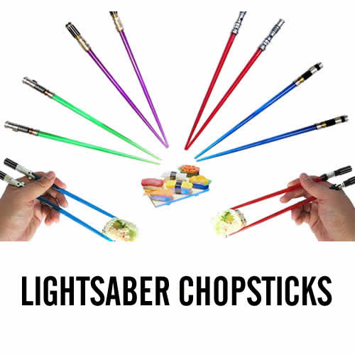 Star Wars : Lightsaber Chopsticks Kotobukiya