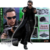 1:6 The Matrix - Neo Keanu Reeves Figure MMS466 Hot Toys (LAST CHANCE)