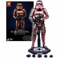 1:6 Star Wars - Exclusive Stromtrooper Copper Chrome Version Figure MMS330 Hot Toys