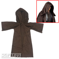 1/6 Custom Parts - Star Wars Jedi Cloak / Cape