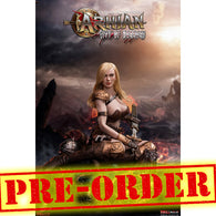 (PREORDER) 1:6 City of Horrors - Arhian Female Figure Phicen TBLeague
