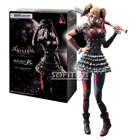 f604e433ec34 Batman   Arkham Knight - Harley Quinn Figure Play Arts Kai Square Enix