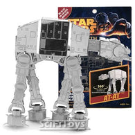 Star Wars - AT-AT Miniature 3D Metal Earth DIY Model Kit Series 1