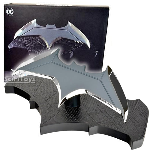 1:1 Batman - Batarang Life-Size Official Prop Replica Diecast (Steel) and Polish Chrome