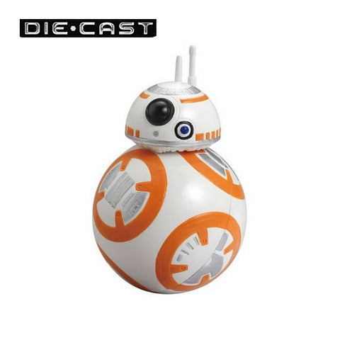 Star Wars : The Force Awakens - BB-8 Metacolle Mini Diecast Figure