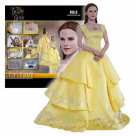 1:6 Beauty and The Beast - Belle Emma Watson Figure MMS422 Hot Toys