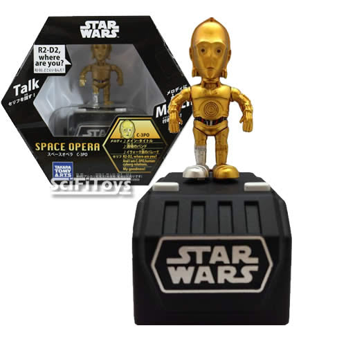 Star Wars - Space Opera Musical Dancing C-3PO Takara Tomy