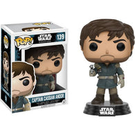 Star Wars : Rogue One - Captain Cassian Andor #139 Pop Vinyl Funko